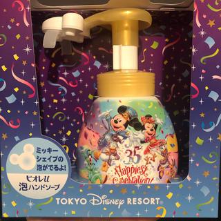 ディズニー(Disney)のディズニー ミッキー泡ハンドソープ(ボディソープ / 石鹸)