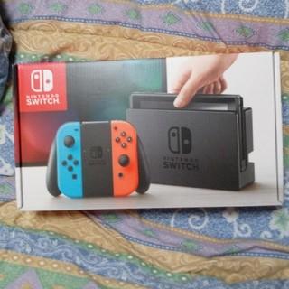 ニンテンドースイッチ(Nintendo Switch)のニンテンドーSwitch 新品未使用(家庭用ゲーム本体)