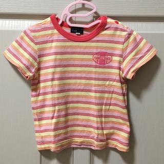 クミキョク(kumikyoku(組曲))のクミキョク 半袖Tシャツ  90㎝(Tシャツ/カットソー)