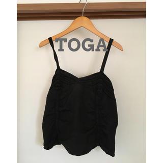 トーガ(TOGA)のtoga キャミソール ビスチェ(キャミソール)