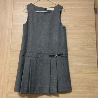 ザラ(ZARA)の子供用ジャンパースカート120cm(ワンピース)