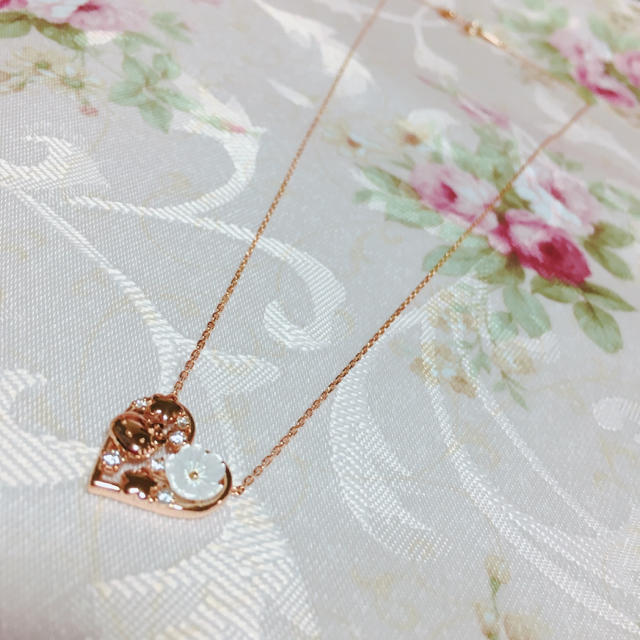 サンリオ(サンリオ)のハローキティ ネックレス レディースのアクセサリー(ネックレス)の商品写真