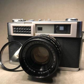 コニカミノルタ(KONICA MINOLTA)のkonica sⅡ フィルムカメラ コニカ(フィルムカメラ)