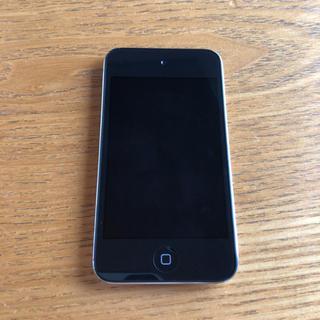アイポッドタッチ(iPod touch)のiPod touch 4世代 32GB(ポータブルプレーヤー)