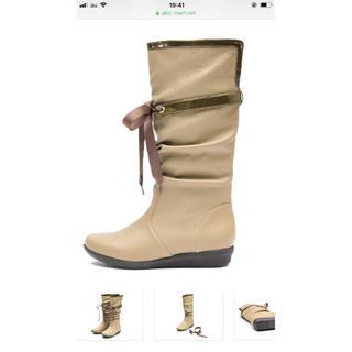ヌォーボ(Nuovo)のレインブーツ 定価8000 美品(レインブーツ/長靴)