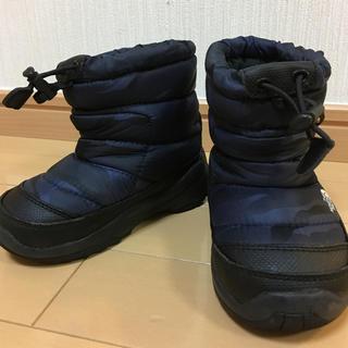ザノースフェイス(THE NORTH FACE)のノースフェイス スノーブーツ サイズ15cm(ブーツ)