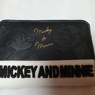 Disney - ディズニー  ミッキー & ミニー  小銭入れ