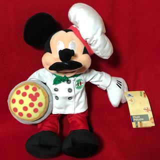 ディズニー(Disney)の即購入大歓迎 ☆ ミッキー ぬいぐるみ イタリア限定(ぬいぐるみ)