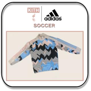 アディダス(adidas)のadidas Soccer x KITH  ジャージ (US)M/ (JP)L(ウェア)
