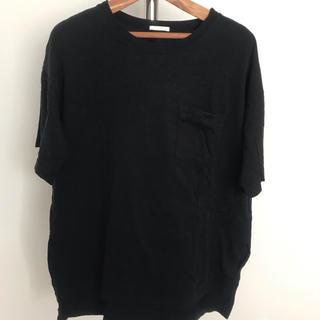 ジーユー(GU)のジーユー Tシャツチュニック(Tシャツ(半袖/袖なし))