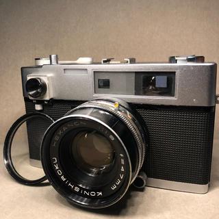 コニカミノルタ(KONICA MINOLTA)のkonica  auto S フィルムカメラ コニカ(フィルムカメラ)