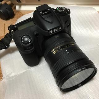 ニコン(Nikon)の本体 Nikon D7100 中級者向け レンズ3本セット(デジタル一眼)