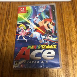 Nintendo Switch - マリオテニスエース