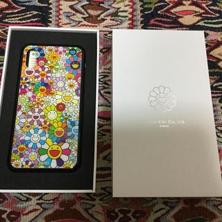 送料込村上隆kaikaikiki iPhone XS マルチカラー(iPhoneケース)
