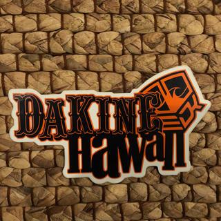 ダカイン(Dakine)のDakine ダカイン ハワイ ステッカー(サーフィン)