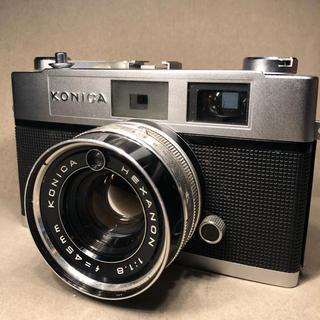 コニカミノルタ(KONICA MINOLTA)のkonica S2 コニカ フィルムカメラ(フィルムカメラ)