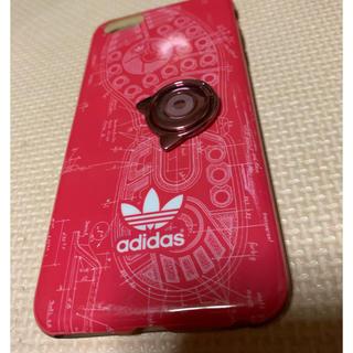アディダス(adidas)のアディダス iPhone6sプラス携帯カバー(iPhoneケース)