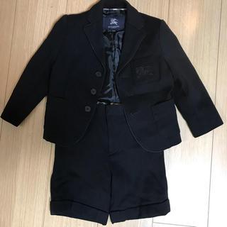 バーバリー(BURBERRY)のバーバリー 男の子 フォーマル スーツ 100(ドレス/フォーマル)