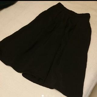 ジーユー(GU)のガウチョパンツ スカート ジーユー(カジュアルパンツ)