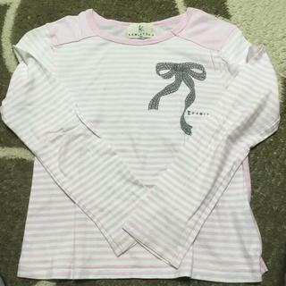 クミキョク(kumikyoku(組曲))の組曲 女児 長袖Tシャツ(Tシャツ/カットソー)