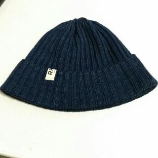 ロンハーマン(Ron Herman)の【美品】ロンハーマンのニットキャップ(ニット帽/ビーニー)