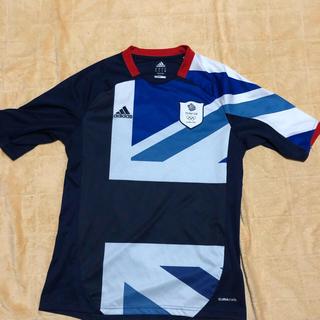 アディダス(adidas)のロンドンオリンピック限定 イギリス代表ユニ(サッカー)