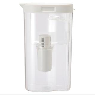 ムジルシリョウヒン(MUJI (無印良品))の無印 アクリル浄水ポット (浄水機)