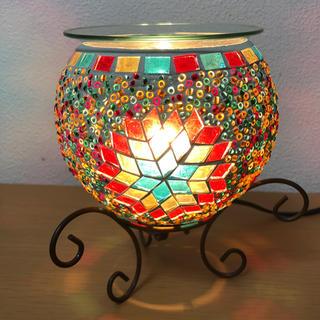 モロッコ ランプ(テーブルスタンド)