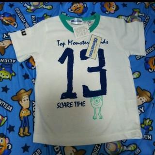 Disney - 新品☆モンスターズインク 120cm Tシャツ