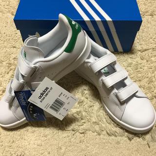 アディダス(adidas)の新品 アディダス スタンスミス ベルクロ 23(スニーカー)