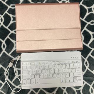 アイパッド(iPad)のiPadカバー ワイヤレスキーボード セット(iPadケース)