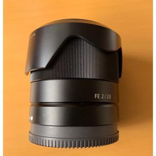 ソニー(SONY)のSony フルサイズ用単焦点レンズ SEL28F2.0 中古美品(レンズ(単焦点))