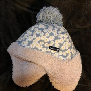 コネクト(connect)のベビー冬用帽子 Sサイズ(帽子)