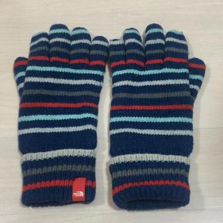 ザノースフェイス(THE NORTH FACE)の手袋 ボーダー メンズ レディース ザノースフェイス(手袋)