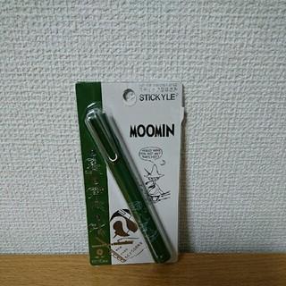 ムーミン スティッキール STICKYLE はさみ グリーン(はさみ/カッター)
