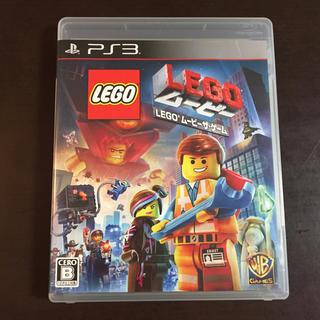 PlayStation3 - PS3ソフト LEGO ムービー ザ・ゲーム