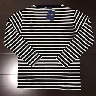 SAINT JAMES - 新品未使用 セントジェームス  OUESSANT T1 黒×白