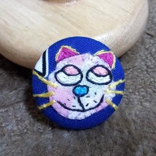 猫ちゃんのブローチ(その他)