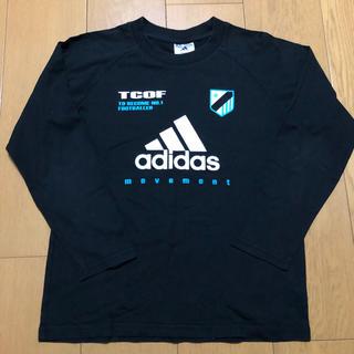 アディダス(adidas)のadidas   長袖Tシャツ   140cm(Tシャツ/カットソー)