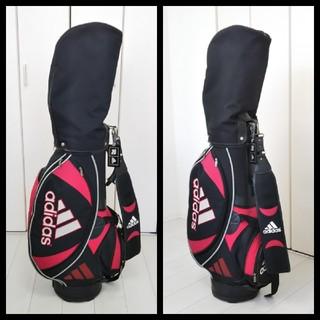 アディダス(adidas)のゴルフ キャディバック 【 adidas(アディダス) 】(バッグ)