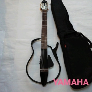 ヤマハ(ヤマハ)の【☆人気商品☆】 サイレントギター ヤマハ slg110n☆(クラシックギター)