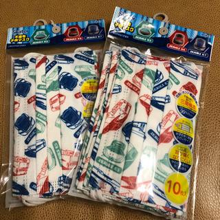 不織布子供マスク SERIES シリーズ10枚×2(その他)