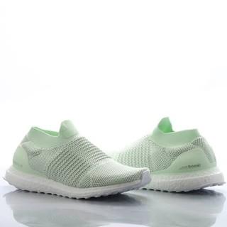 アディダス(adidas)の(期間限定価格)adidas ultraboost laceless グリーン(スニーカー)