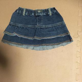 サンカンシオン(3can4on)のスカート100サイズ   (スカート)