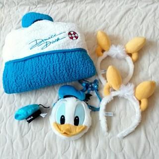 Disney - ディズニーリゾート ドナルドダック5点セット