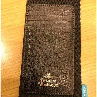 ヴィヴィアンウエストウッド(Vivienne Westwood)の未使用  ヴィヴィアンウエストウッド カードケース カード入れ(名刺入れ/定期入れ)