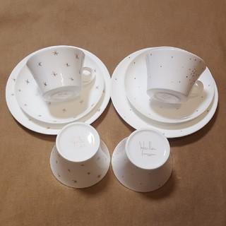 シビラ(Sybilla)の未使用 Sybillaシビラ 食器セット ニッコー製(食器)