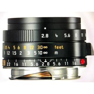 ■ライカ ELMARIT-M 28mm f/2.8 ASPH. 11677(レンズ(単焦点))