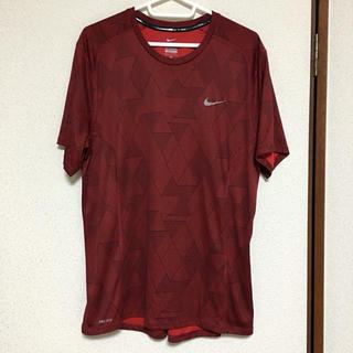 ナイキ(NIKE)の💙💚NIKE スポーツウェア Tシャツ(L)(ウェア)
