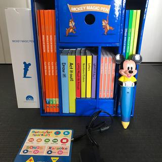 Disney - DWE ディズニー英語 ミッキーマジックペン